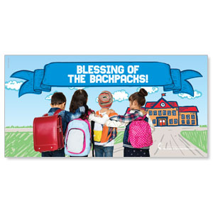 UMC Kids Blessings Banners