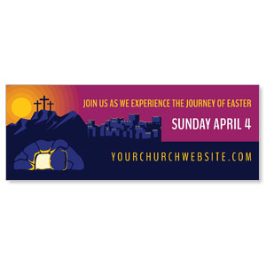 Easter Sunday Graphic ImpactBanners