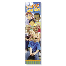 Children's Invited Banner