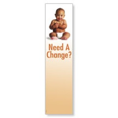 Need a Change Banners