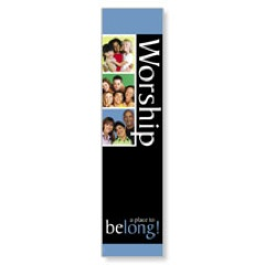 Belong Worship Banners