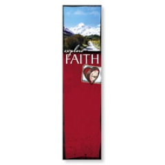 Explore Faith Banners
