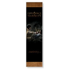 Experience Nativity Banners