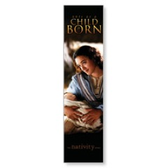 Unto Us a Child Banners