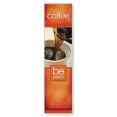 Be the Church Coffee Banners