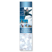 Belong Winter Banners