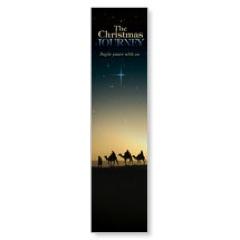 Christmas Journey Banner