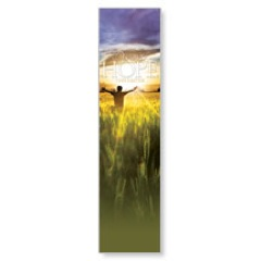 Easter Hope Field Banner