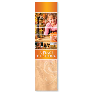 Belong Pumpkin Banners