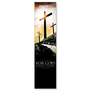 Three Crosses Road Banners