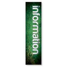 Adornment Information Banner