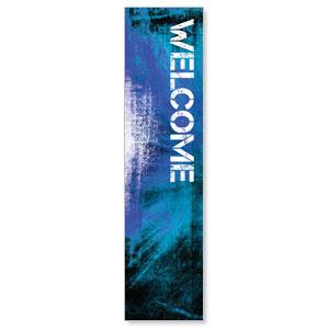 Atomic Welcome Banners