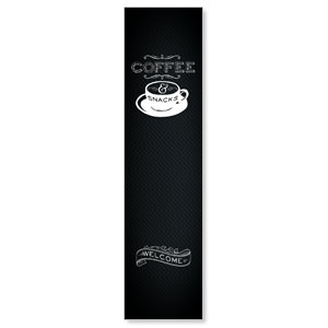 Chalk Coffee Banners