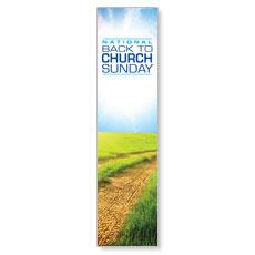 Back to Church Sunday 2014 Banner