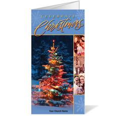 Celebrate Christmas 2 Bulletin