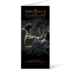 Experience Nativity 11 x 17 Bulletins