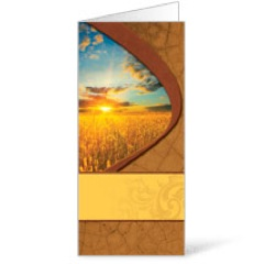 Sunrise Wheat - 11x 17 Bulletins
