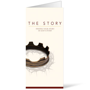 The Story  11 x 17 Bulletins