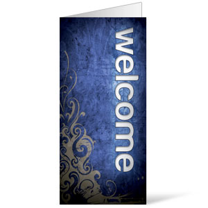 Adornment Welcome - 11 x 17 Bulletins