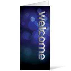 Sparkle Welcome Bulletin