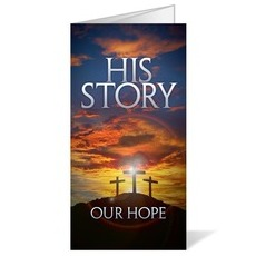 His Story Our Hope Bulletin