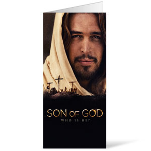 Son of God Who is He? Bulletins