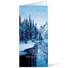Reflections New Creation Bulletin
