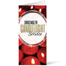Candle light Red Bulletin