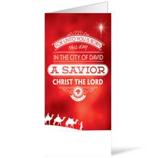 Luke 2 Christmas Bulletin