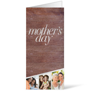 Mothers Day Invite - 11x17 Bulletins