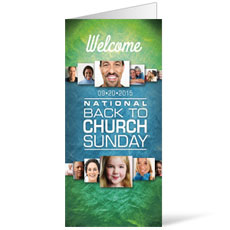 Back to Church Sunday 2015 Bulletin