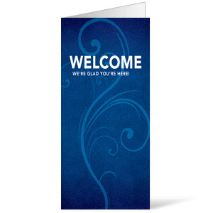 Flourish Welcome Bulletins