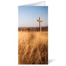 Cross and Wheat Field Bulletin