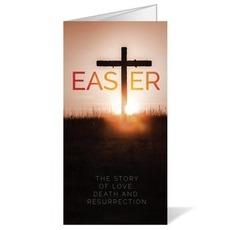 Easter Cross Bulletin