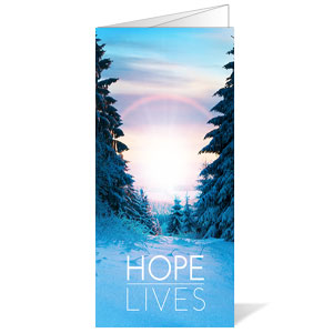 Hope Lives Bulletins