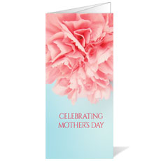 Carnation Mothers Day Bulletin