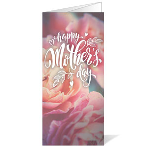 Mothers Day Flowers Bulletins