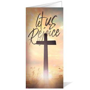 Cross Rejoice Bulletins