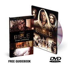 The Bible Miniseries DVD