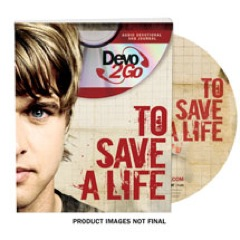 To Save a Life Devo2Go Book