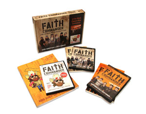 Faith Commander Church Kit Campaign Kits