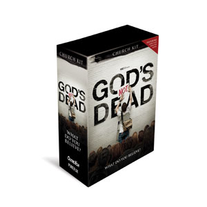 Gods Not Dead Church Kit Campaign Kits