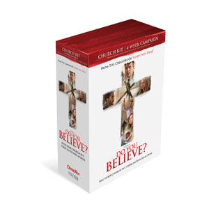 Do You Believe Church Kit Campaign Kits