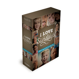I Love Sundays Church Kit Campaign Kits