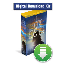 """The Hope Of Easter"" Church Event Kit -- DIGITAL"