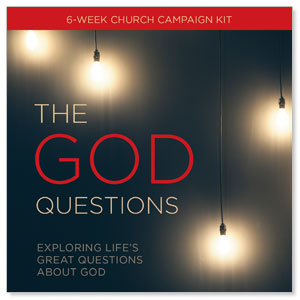 God Questions Church Kit Digital Download Campaign Kits