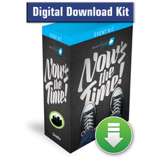 Back to Church Sunday: Nows the Time Campaign Kit