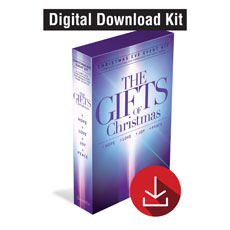 The Gifts of Christmas: Christmas Eve Campaign Kit