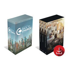 Back to Church Case for Christ Combo Campaign Kit