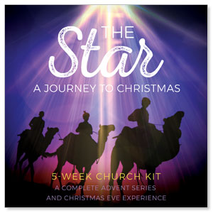 The Star A Journey to Christmas Advent and Christmas Eve Digital Kit Campaign Kits